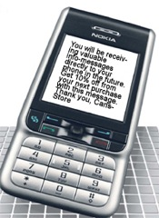 SMS marketing statistics 2009