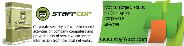 Your company's corporate security system!