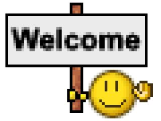 welcome-smile-sign