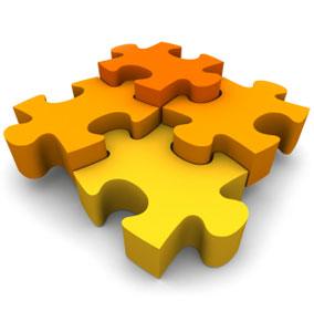yellow-orange-puzzle-pieces