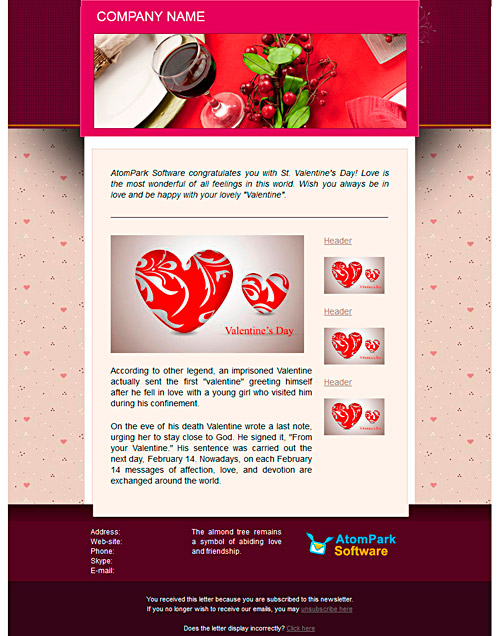 St-Valentines-Day-Email-Template