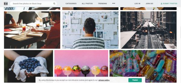 Background images for newsletter