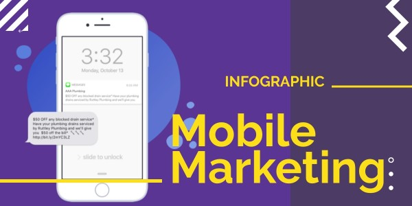 Infographic Mobile Marketing