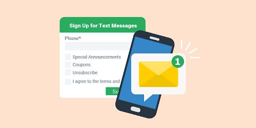 Mass text messaging
