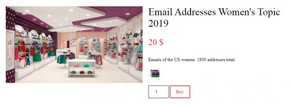 Email addresses