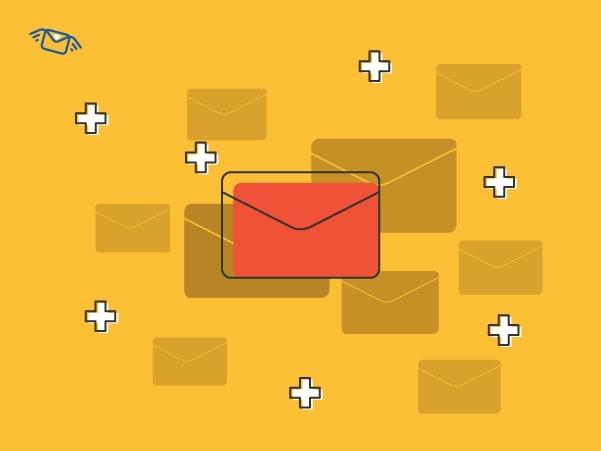 Delete duplicated e-mails