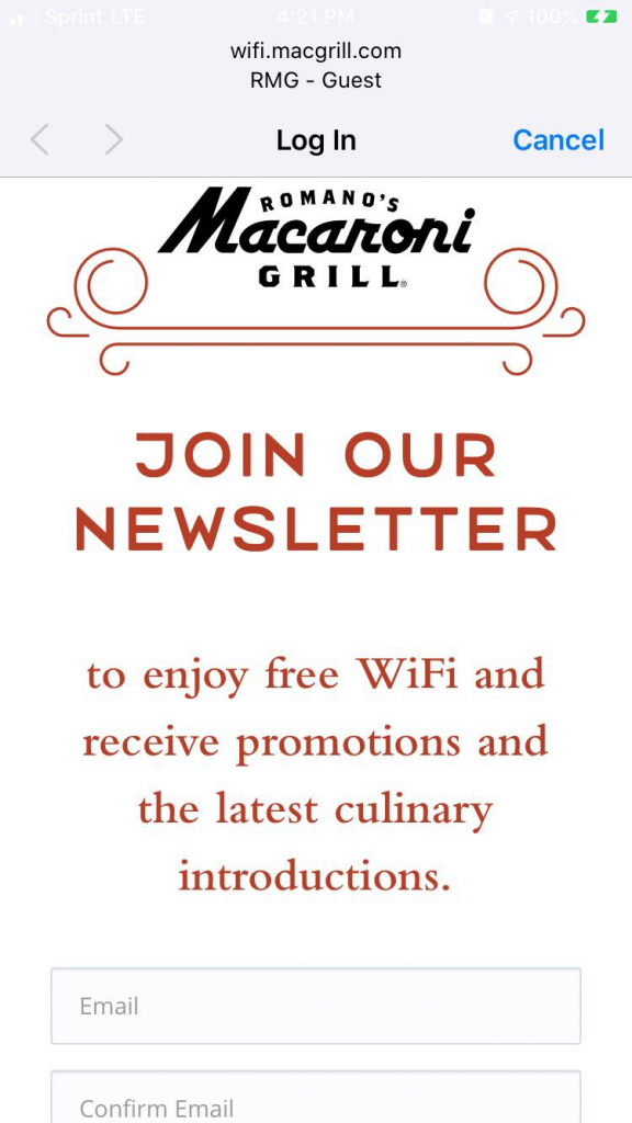 join our newsletetr