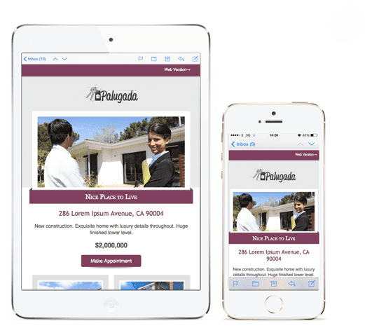 web mobile emial1