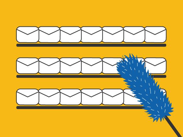 clean mailing list